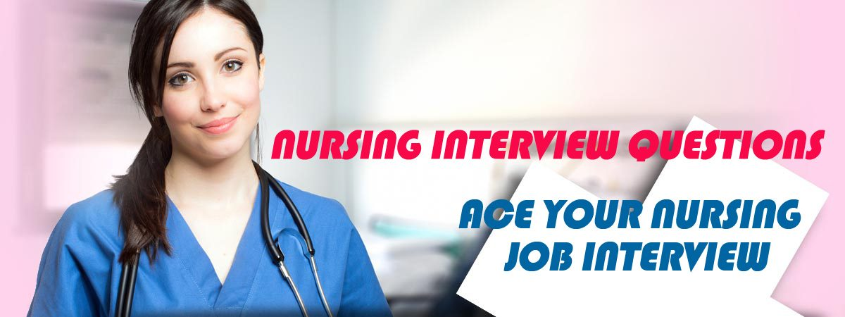 nursing behavioral interview questions